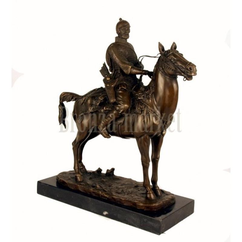 Скульптура Молодой опричник (Князь Вяземский)